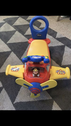Mickey Indoor Riding Toy for Sale in Houston, TX