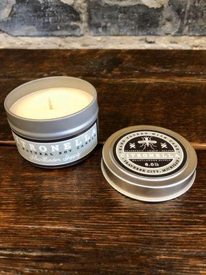 Citonella travel tin candle 6 oz for Sale in Traverse City, MI