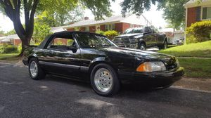 1987 Ford Mustang LX 5.0 for Sale in Rockville, MD