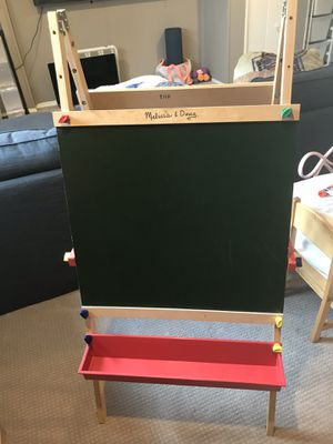 Melissa and Doug Kids Easel for Sale in Silver Spring, MD