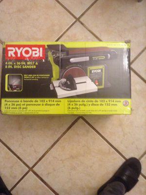 Belt and disc sander for Sale in Ellenwood, GA