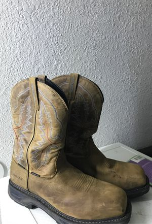 Work Boots| size 14 for Sale in Laveen Village, AZ