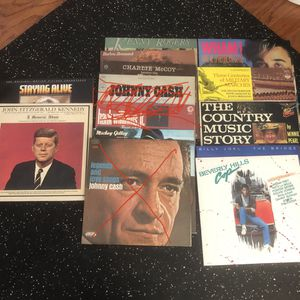 Vintage records $3 each for Sale in Raleigh, NC