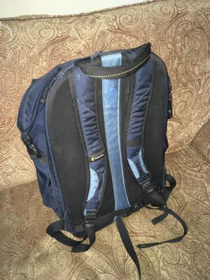 Backpack has a Storage area for laptops for Sale in High Point, NC