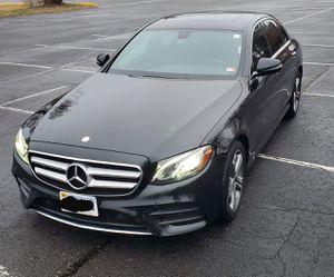 2017 Mercedes Benz E300 4matic AWD for Sale in Fairfax, VA