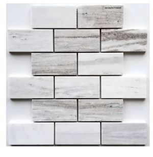 Solid marble tile mosaics only $8 per sheet for Sale in Indian Trail, NC