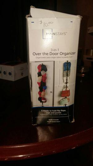 OVER THE DOOR ORGANIZER for Sale in Oak Hill, WV