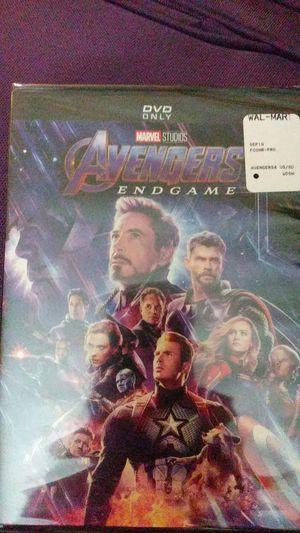 Avengers Endgame dvd for Sale in Buffalo, NY