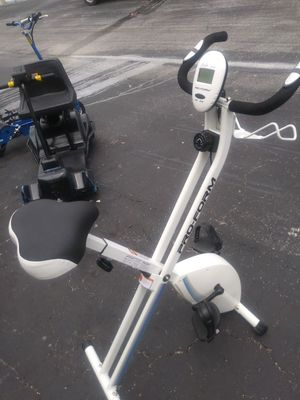 Proform exercise bike for Sale in Tampa, FL