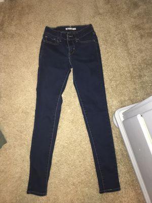 Levi's women's jeans size 25 for Sale in Houston, TX