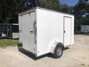 2019 6x10 Enclosed Trailer Cynergy Cargo Advanced Series for Sale in Tampa, FL