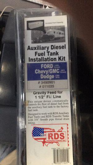Fuel transfer install kit for Sale in Abilene, TX