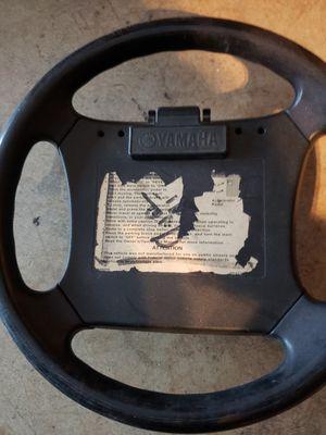 Yamaha steering wheel for Sale in Miami, FL