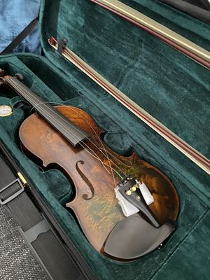 fecit hebei anno violin with dragon hand made for Sale in Columbia, MD