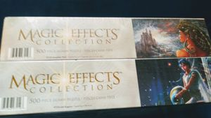 Magic Effects Collection Puzzles for Sale in Jacksonville, FL