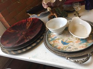 Serving plates for Sale in Cleveland, OH