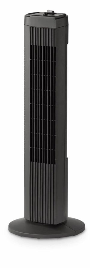 "Mainstays 28"" TOWER FAN BLACK for Sale in Lawrenceville, GA"