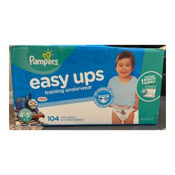 Pampers Easy Ups(4T-5T)- 52 Pants for Sale in Charlotte,  NC