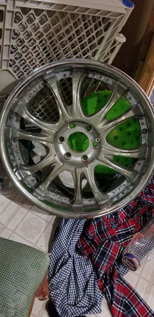 """20"""" truck rims 6 lug for Sale in Owings Mills, MD"""