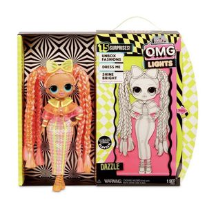 LOL Surprise OMG LIGHTS DAZZLE Doll L.O.L. O.M.G. NEW 2020 for Sale in Vallejo, CA