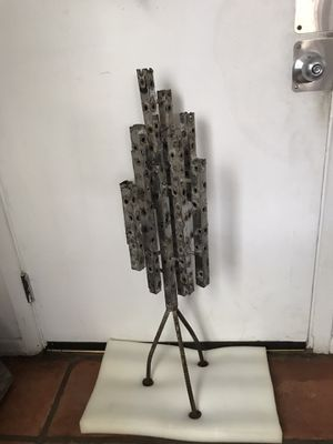Metal sculpture for Sale in West Palm Beach, FL
