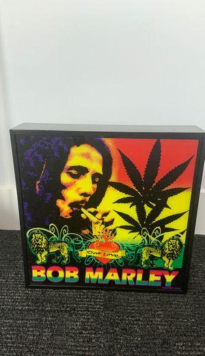 Bob Marley light for Sale in Harrisonburg, VA