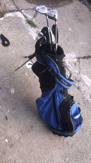 11 golf clubs for Sale in Jersey City, NJ