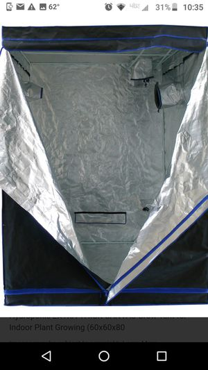 """60""""x60""""x80"""" indoor grow tent for Sale in Fall River, MA"""