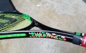 Wilson, Wild Thing, tennis racket for Sale in San Antonio, TX