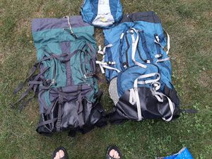 High end Gregory hike backpacks for Sale in Henrietta, NY