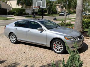 MINT Lexus GS350 AWD for Sale in Boca Raton, FL