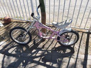 "Girls chopper bike $65 obo. 18"" for Sale in Las Vegas, NV"
