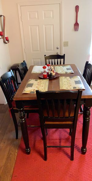 Kitchen table and chairs $175 OBO for Sale in La Vergne, TN