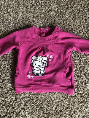 Hello kitty sweatshirt &dress &jacket for Sale in Cedar Park, TX
