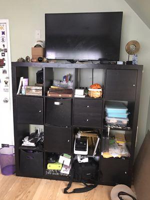IKEA shelf unit 57 7/8 x 57 7/8 x 15 3/8 for Sale in Pacifica, CA