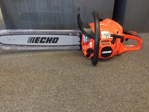 """ECHO 20"""" 50.2cc 2 stroke cycle chainsaw tool PRO GRADE for Sale in Winter Park, FL"""