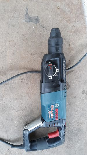 Bosch hammer drill for Sale in Irving, TX