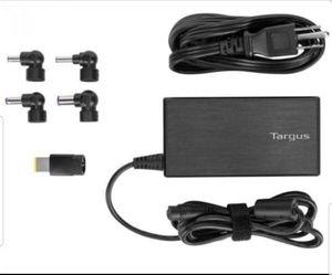 Targus 90W AC Semi-Slim Universal Laptop Charger for Sale in Las Vegas, NV
