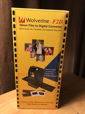 Wolverine F2D 35mm film converter for Sale in Los Angeles, CA