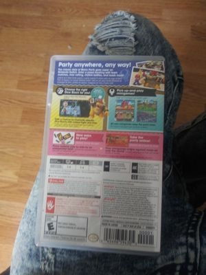 Nintendo Wii Super Mario Party for Sale in St. Louis, MO