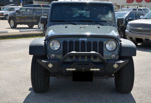 2015 Jeep Wrangler for Sale in Houston, TX