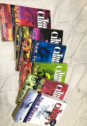 Tom Clancy's Novels Collection for Sale in Los Angeles, CA