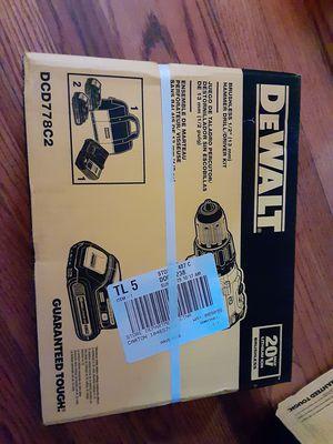 "Dewalt brushless 1/2 "" hammer drill/ driver kit for Sale in Durham, NC"
