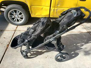 City select double stroller for Sale in Sun City, AZ