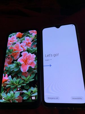 2 Samsung Galaxy A20 Boost mobile for Sale in Salisbury, NC