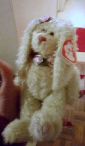 Antique rabbit beanie baby for Sale in Anderson, SC