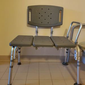 Showerseat + Bedside Commode for Sale in Washington, DC