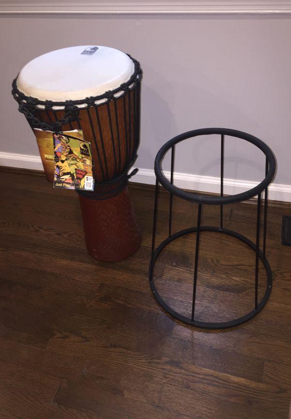 Toca Djembe Drum