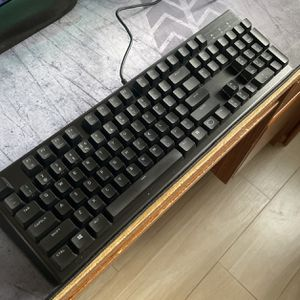 Coolermaster CK 554 (red) rbg mecanical keyboard for Sale in Anaheim, CA