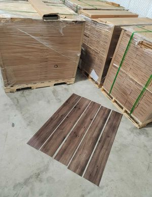 Luxury vinyl flooring!!! Only .65 cents a sq ft!! Liquidation close out! HR for Sale in Los Angeles, CA